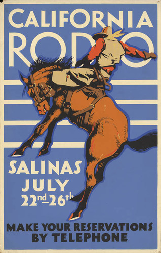 Calisphere California Rodeo Salinas Views 1 4