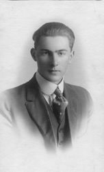 Volney T. Ballou (1899-1985) one-time Sebastopol resident and first husband of Bunni Myers Streckfus