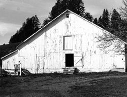 Barn on Coleman Valley Road, Occidental, California