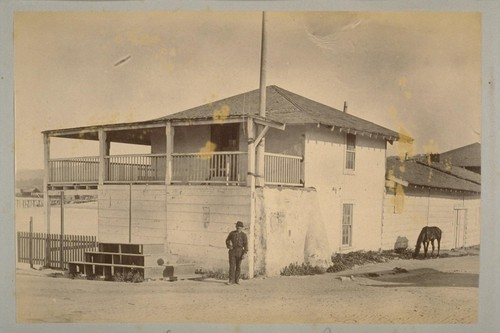 Old Customs House, Monterey