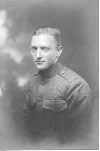 Bunyan Stephens (World War I, Tulare County)