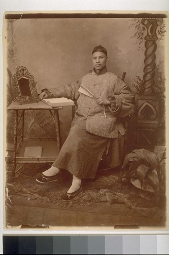 Photos made for Jessie Juliet Knox, a writer of Chinese customs etc