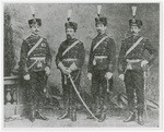 Salute the Hussars, Capital's only Cavalry Company