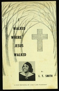 I walked where Jesus walked, 1961?
