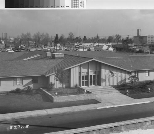Calisphere: Kern County Land Company office