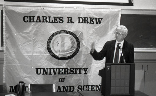 Charles R. Drew University of Medicine and Science, Los Angeles, 1993