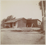 [Unidentified adobe house]