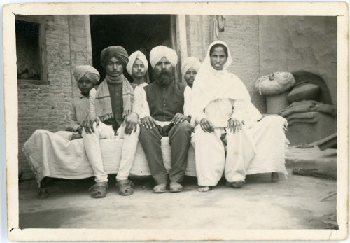 Khush Family Photograph