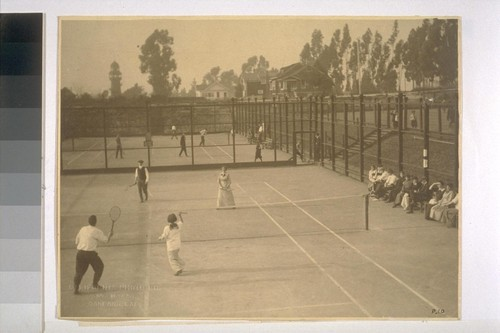 Tennis Courts, Bella Vista Pg [playground]