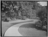 Thomas Church gardens for Joseph E. Howland: Jones, Mr. and Mrs. William R., residence