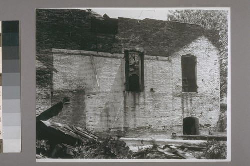Ruins of Brewery. Columbia. 1947