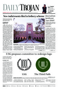 Daily Trojan, vol. 196, no. 56, Apr 10, 2019