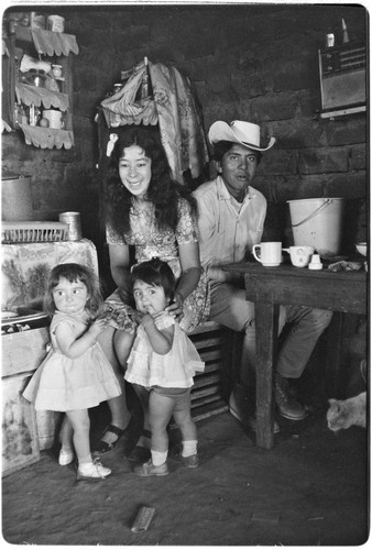 Family at Rancho San Nicolás