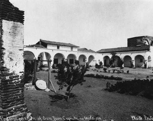san juan capistrano latin dating site Colegio de san juan de letran (csjl, filipino: dalubhasaan ng san juan de letran, colloquially, letran) is a private roman catholic dominican institution of higher.