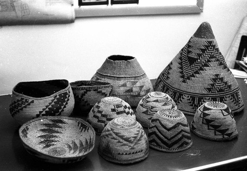 Baskets Of The City Of Chico (Pit River)