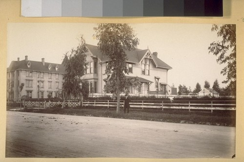 Mr. P's House--looking S. 1882
