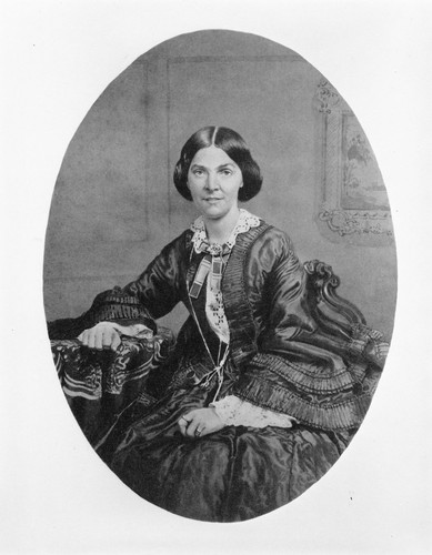 [Portrait of Carolina Chapman.]