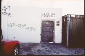 North Indiana Street and North Bonnie Beach Place between Medford Street and Worth Street, Los Angeles, 2002
