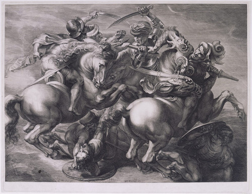 The Battle of Anghiari