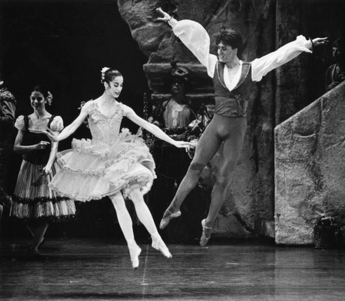 Yeager and Bocca, American Ballet Theatre