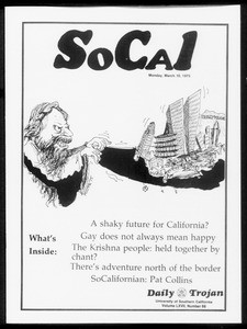 SoCal, Vol. 67, No. 88, March 10, 1975