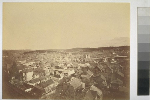 [View of Grass Valley.]