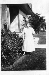 "Riddell family member identified as ""Grandmother E,"" circa 1930"