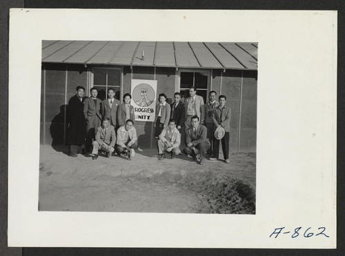 New Year's Fair committee, including Wade Head, Director Photographer: Stewart, Francis Poston, Arizona