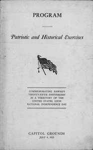 Program : patriotic and historical exercises