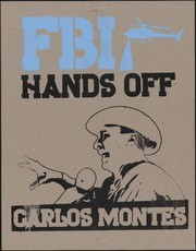FBI Hands Off Carlos Montes