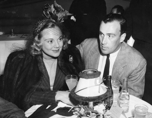 Image result for sonja henie and dan topping