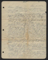Letter from Kenneth Hori to George, December 5, 1942