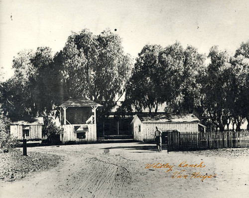 Whitley Ranch, Van Nuys