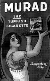Murad The Turkish Cigarette