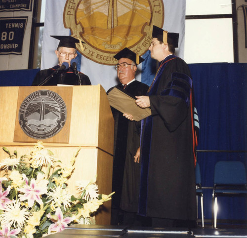 Commencemnet - School of Business and Management