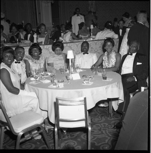Orchid Ball, Los Angeles, 1967