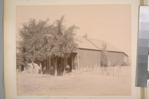 Raggio's Store, Main Street. Sheep Ranch (Calav. [Calaveras]. Co.). [No.] 20