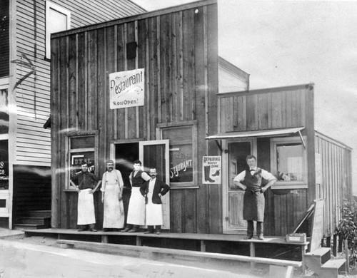 Calisphere Deal Restaurant In El Segundo 1914
