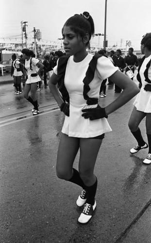 Compton Christmas Parade 2020 Compton Christmas Parade, Los Angeles, 1983 — Calisphere