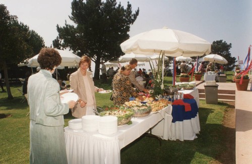 Founder's Day and the Dedication of the Oasis