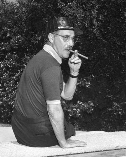 Calisphere Groucho Marx