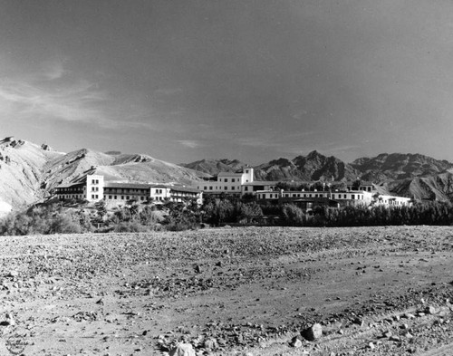 Death Valley's Furnace Creek Inn