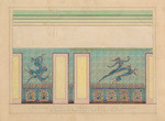 Proposed scheme for treatment room - Agua Caliente. By Gladding McBean & Co. - May 16 1929