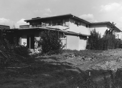 Ambassador Hotel, Large Bungalow, facing northeast