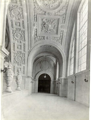 [Corridor in City Hall]