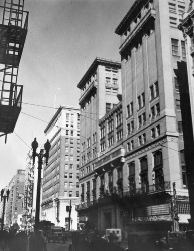 Los Angeles Athletic Club, Brack Shops, Union Oil, 1938