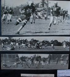 Analy High School Tigers football 1947--daytime football game with Fort Bragg on September 27, 1947