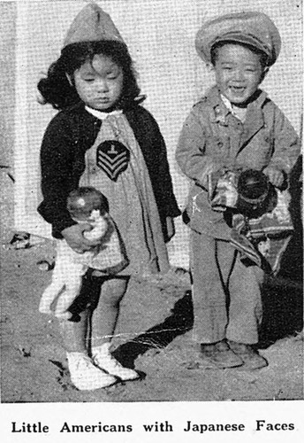 Little Americans with Japanese faces [Nancy Fujita and Gordon Nagai]