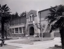 Natural Sciences Building, San Jose State College