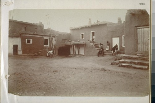 [Laguna, New Mexico?] [photo by F.H. Maude & Co.]